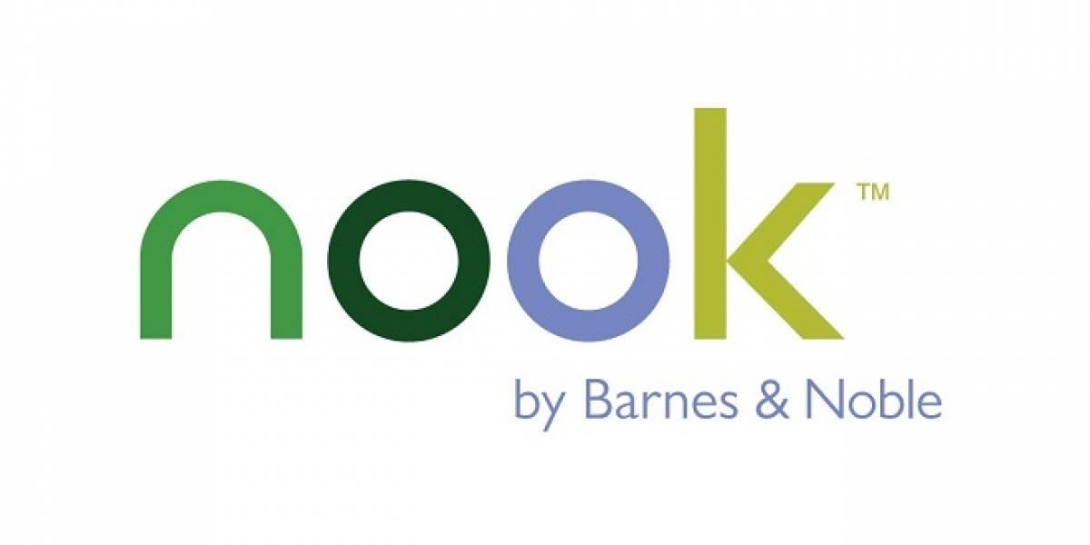 Barnes & Noble presenta NOOK for Web, para leer sus libros desde la pantalla del PC
