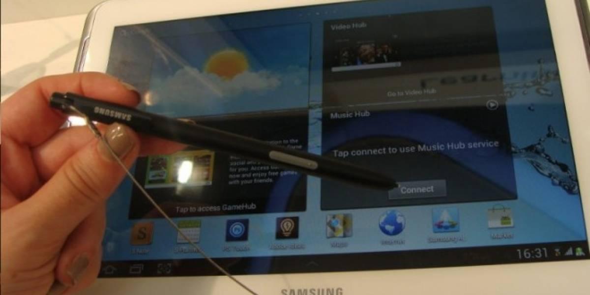 MWC12: Estos son los tablets que vieron la luz en el gran evento móvil
