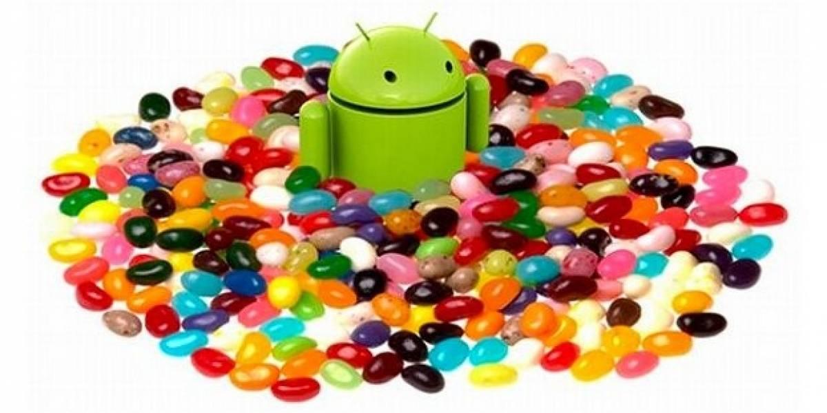 HTC sólo actualizará a Jelly Bean equipos con 1 GB de RAM