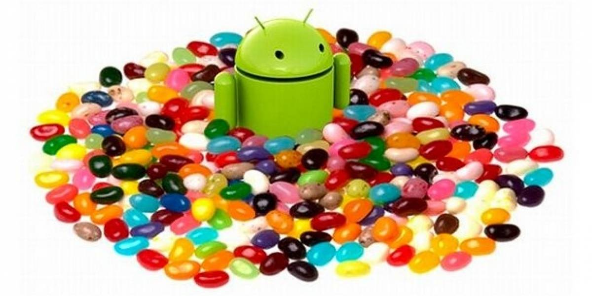 Android 4.1.2 Jelly Bean comienza a llegar al Nexus 7