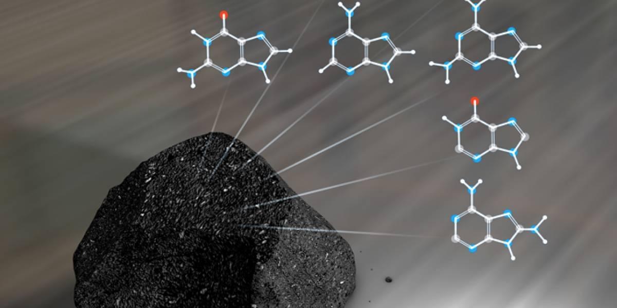 NASA dice que ADN en meteoritos se originó en el espacio, ¿somos todos aliens?