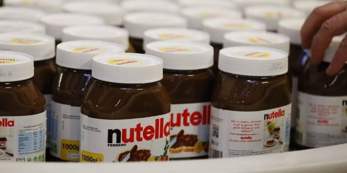 Nutella provoca el caos en Francia y los videos causan revuelo en redes sociales