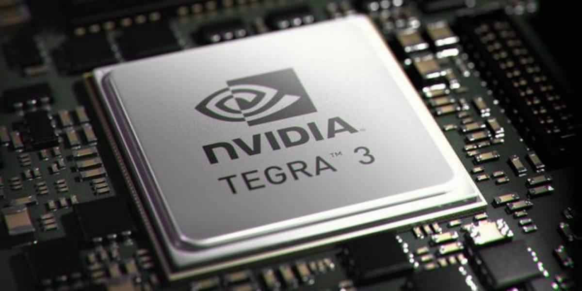 Tegra 3 promete traer mejores juegos a tablets y teléfonos