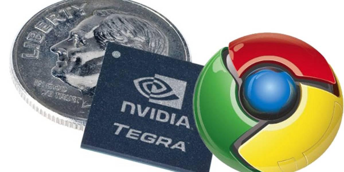 NVIDIA: Chrome OS con Tegra será grito y plata