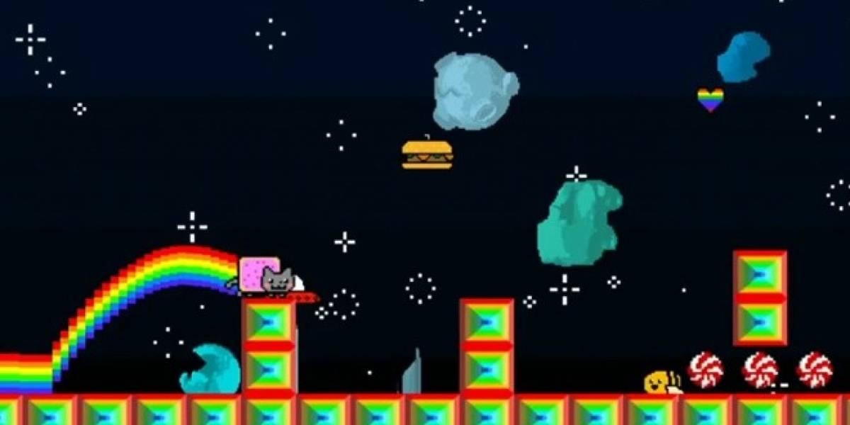Las alucinantes aventuras de Nyan Cat llegan a iOS