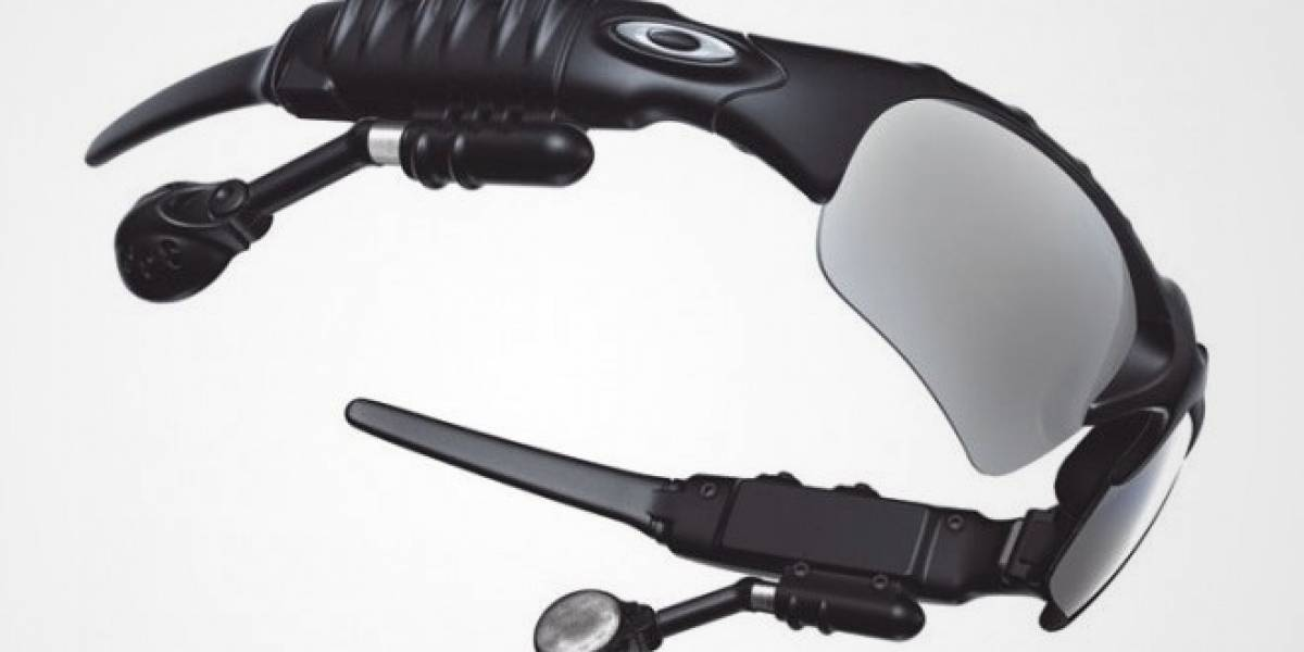 Oakley trabaja en proyecto similar a Google Glass
