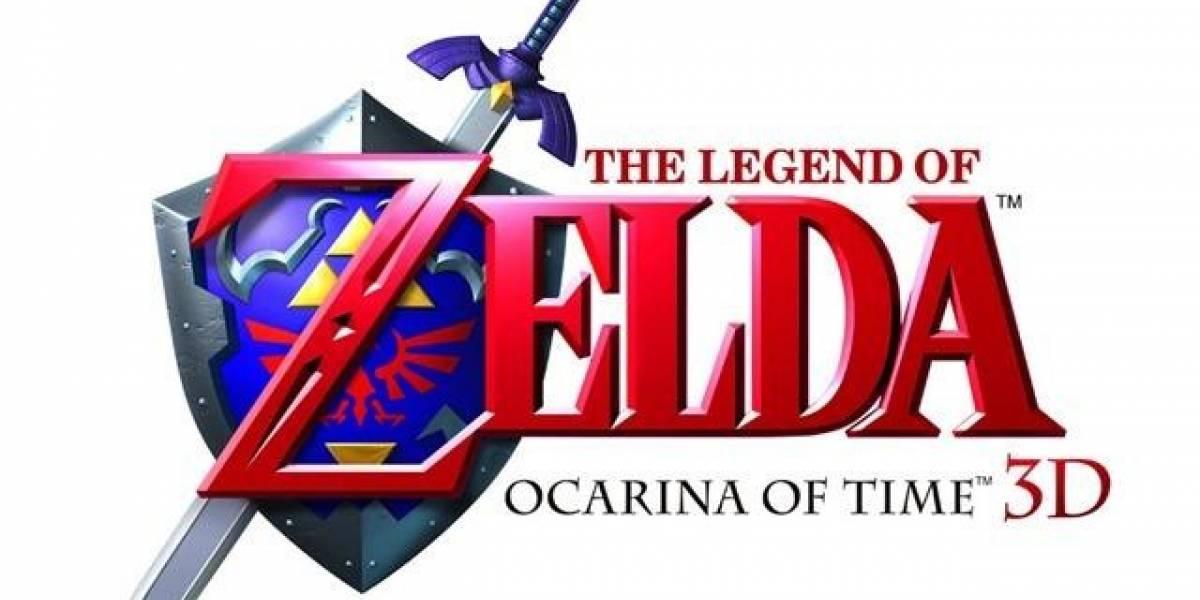 Ocarina of Time 3DS ya tiene fecha de lanzamiento