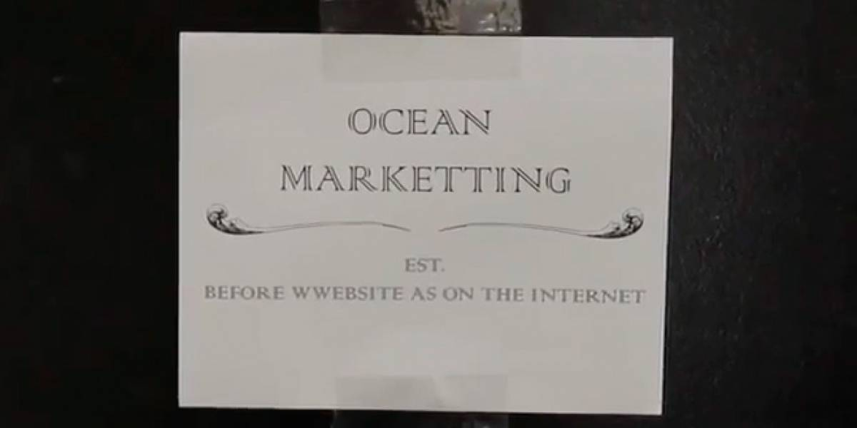 La parodia de Ocean Marketing que la rompe en Internerds