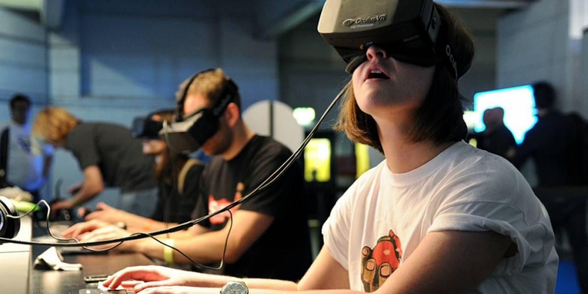 El casco de realidad virtual de Carmack ya es un éxito en Kickstarter