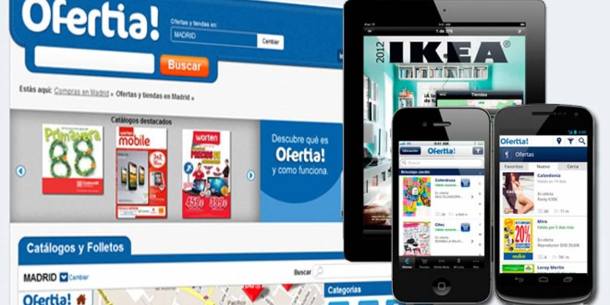 Ofertia: Una plataforma de búsqueda de ofertas geolocalizadas en España