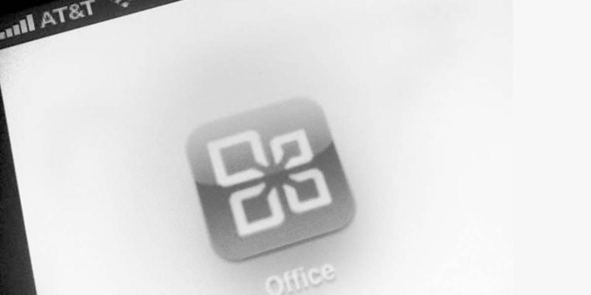 Una filtración la da fecha al rumor de Microsoft Office para iPad y Android