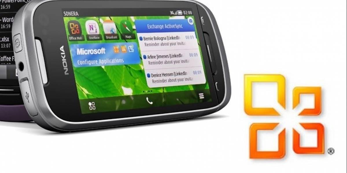 Microsoft libera Office para equipos basados en Symbian