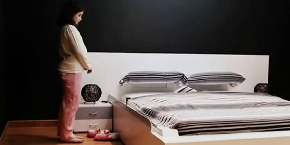 La cama que se hace sola ya est aqu - Cama que se hace sola ...
