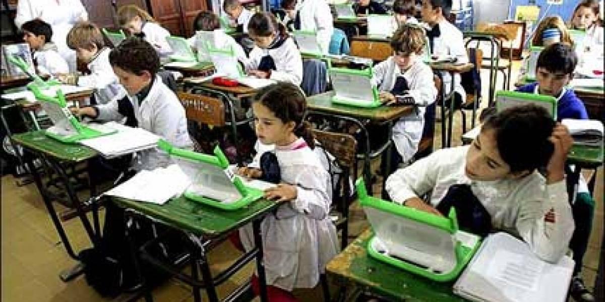 OLPC cumplirá su meta en Uruguay