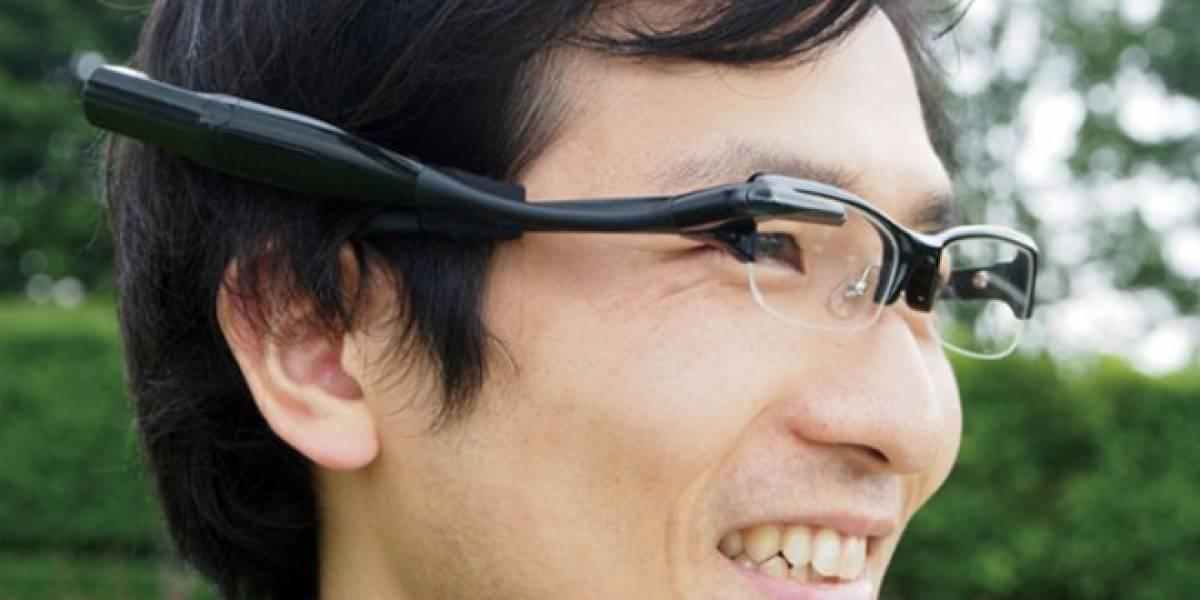 Olympus estrena su propia versión de Google Glass