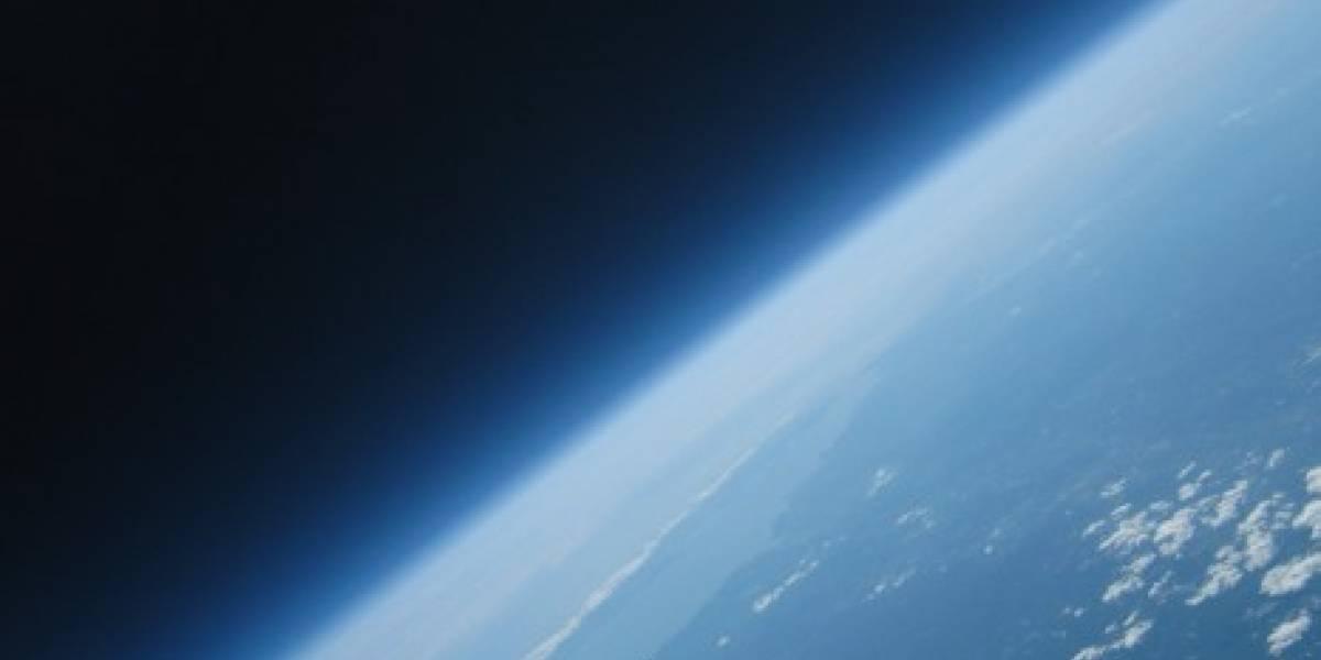 Sácale fotografías a la curvatura del planeta por USD$150