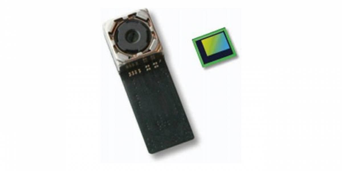 Esta cámara OmniVision de 12.7 megapíxeles tira fotos a 24 cuadros por segundo