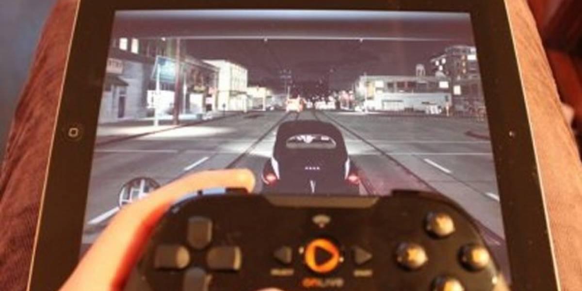 CES 2012: Google TV ofrecerá videojuegos por streaming