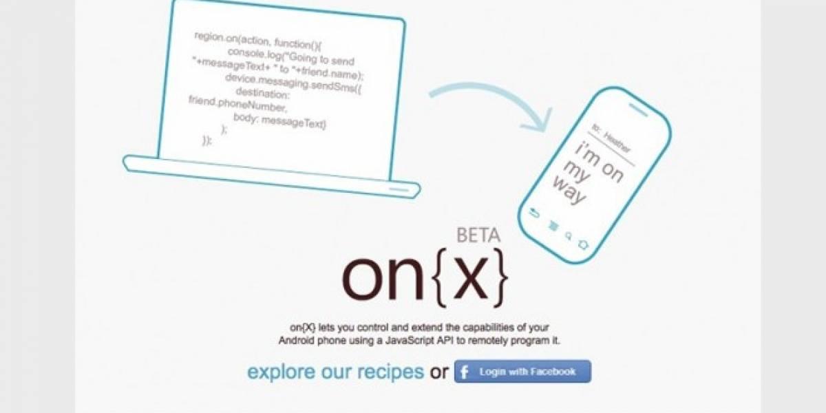 Microsoft lanza On{X} para Android, una aplicación que te permite automatizar tareas desde el móviles