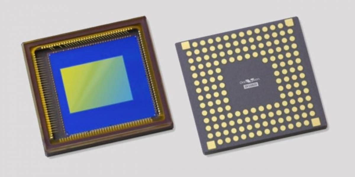 OmniVision anuncia nuevo sensor con cámara de 16 megapixeles para smartphones