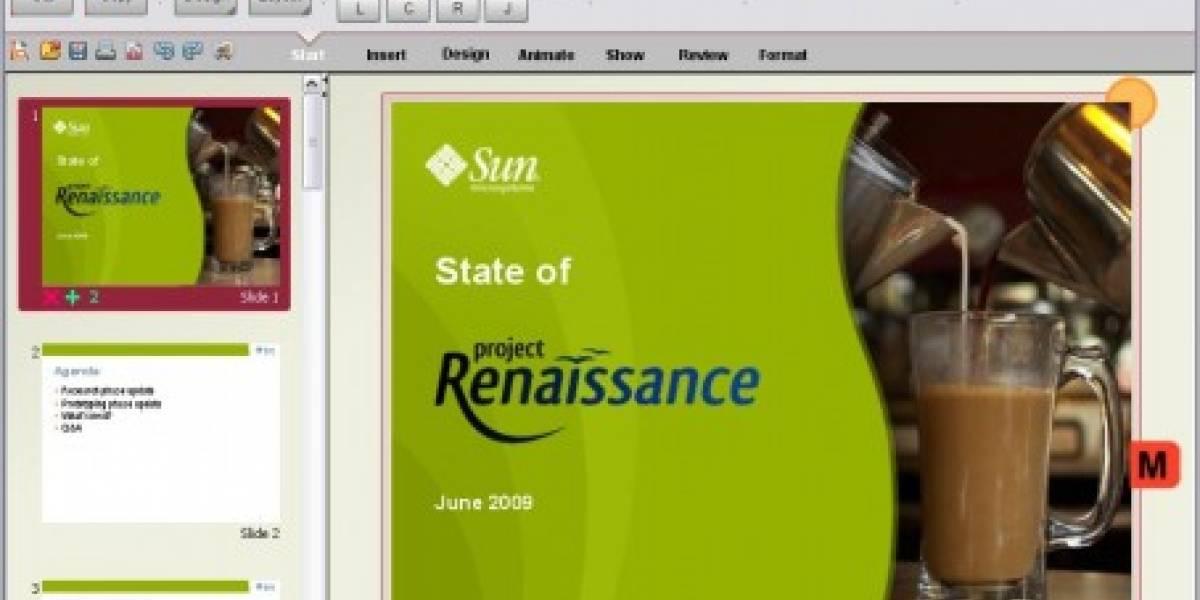 OpenOffice podría renovar su imagen