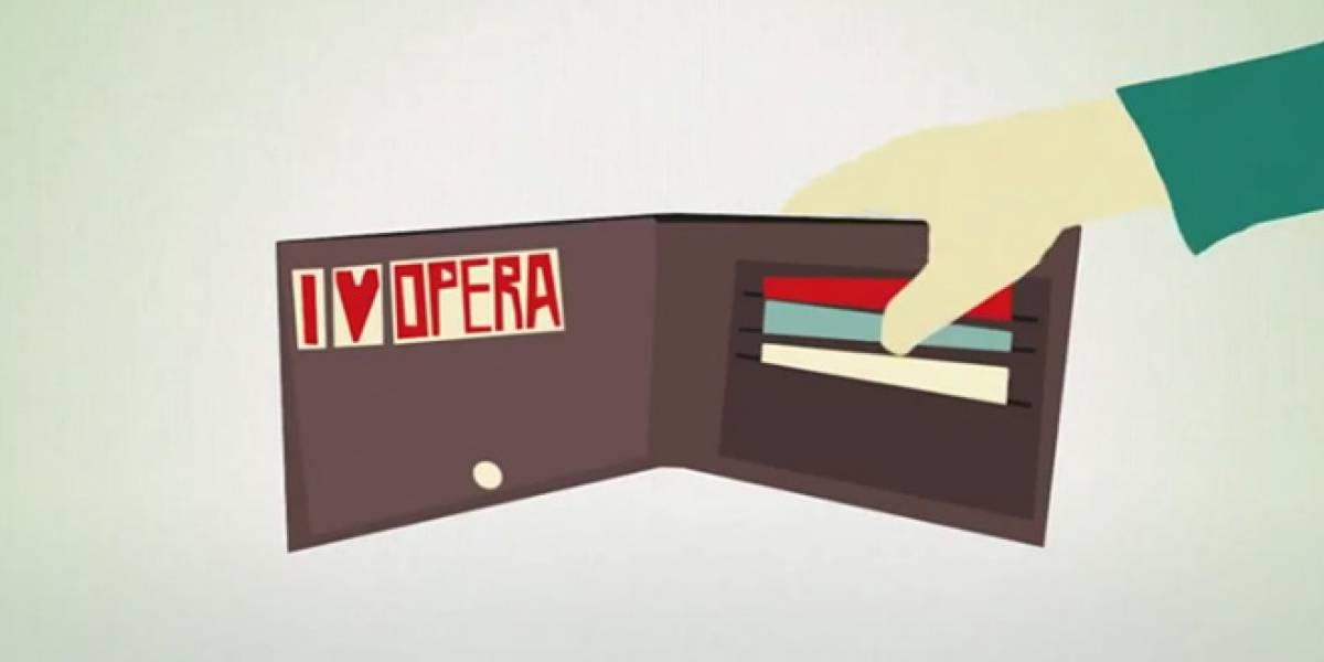 Acciones de Opera se disparan ante los rumores de que será comprada por Facebook