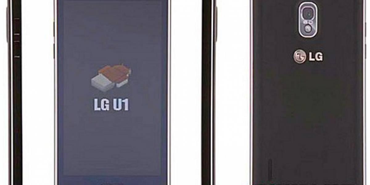 Optimus U1, el primer equipo LG en tener Ice Cream Sandwich