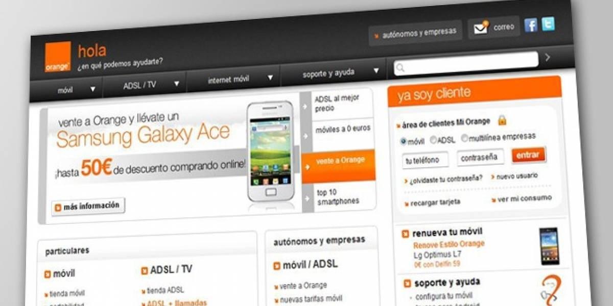 Orange: Navegación móvil en Europa por un euro al día
