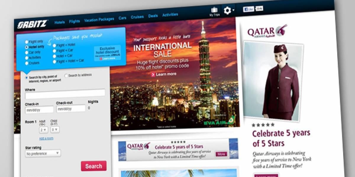 Una agencia de viajes en línea sugiere lugares más caros a los usuarios de Mac