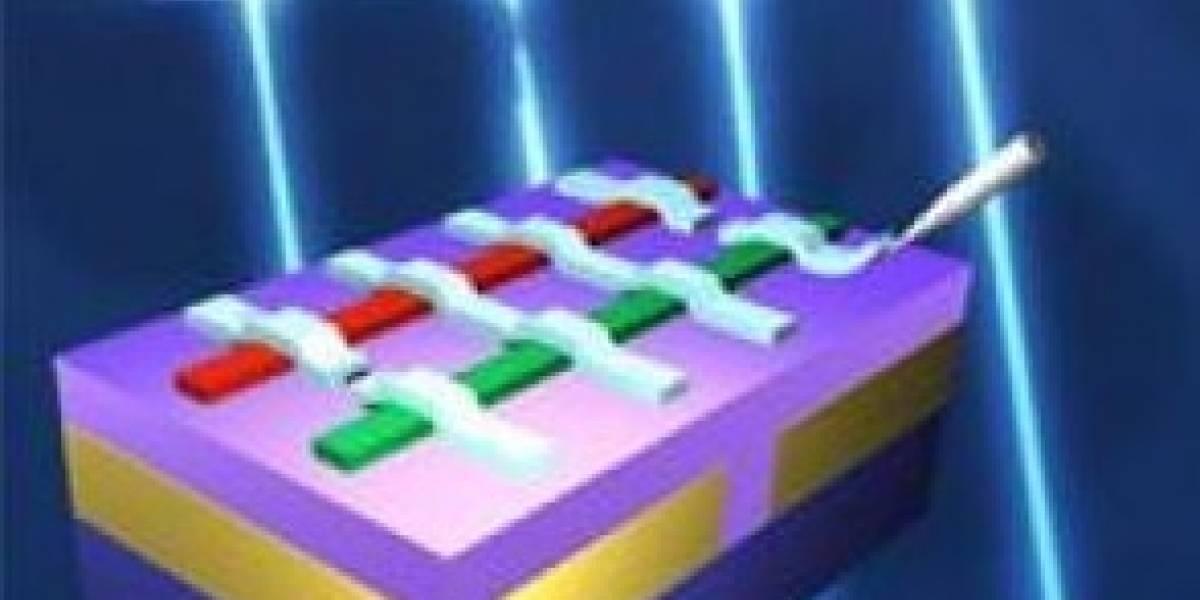 Material orgánico podría reemplazar al silicio en los procesadores