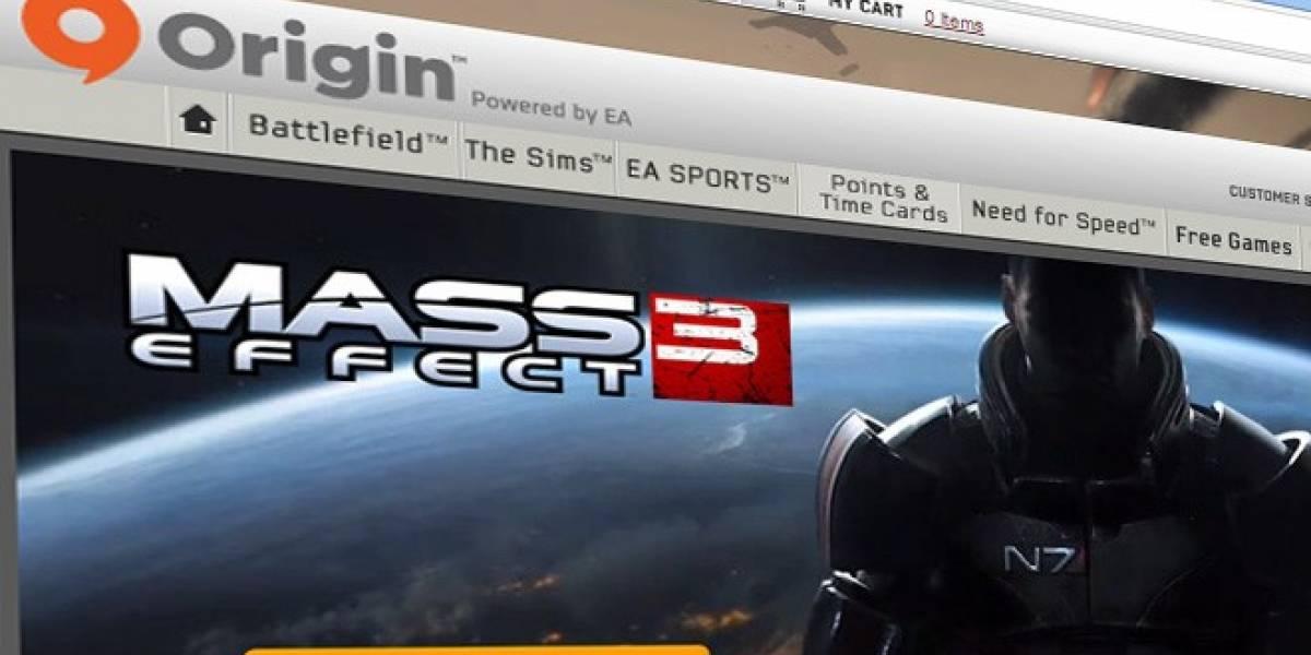 EA consigue 11 nuevos desarrolladores para Origin