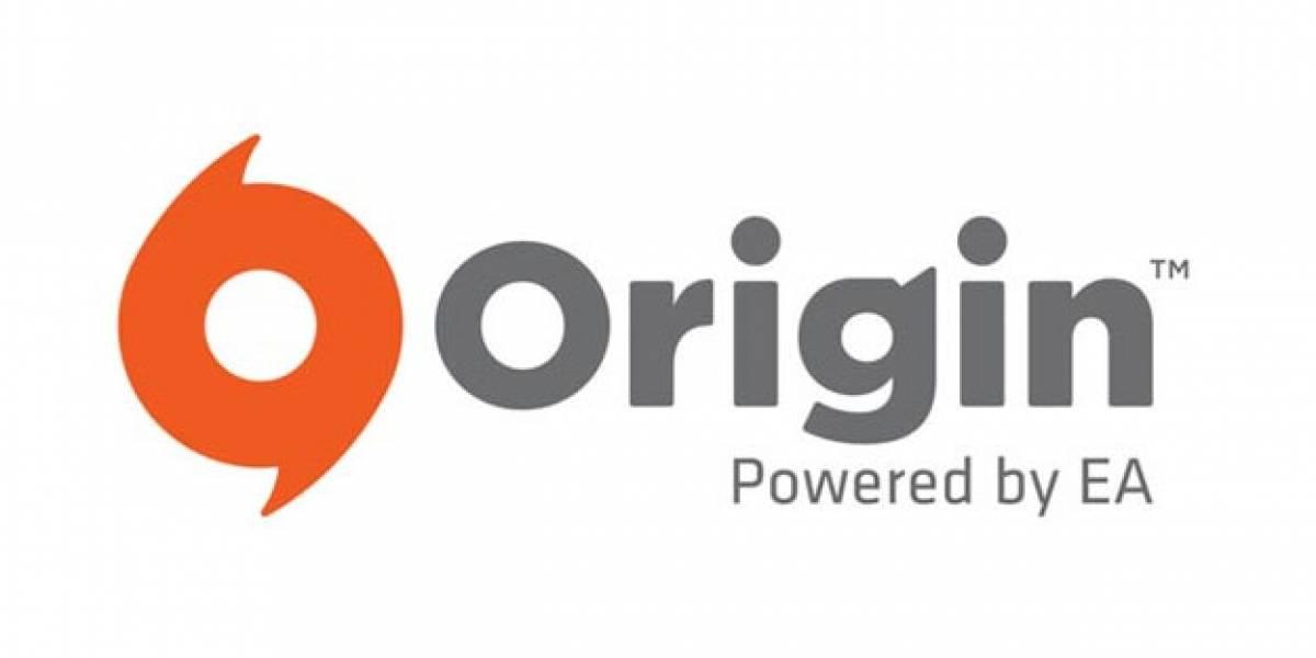 Origin acepta claves de juegos comprados en Steam