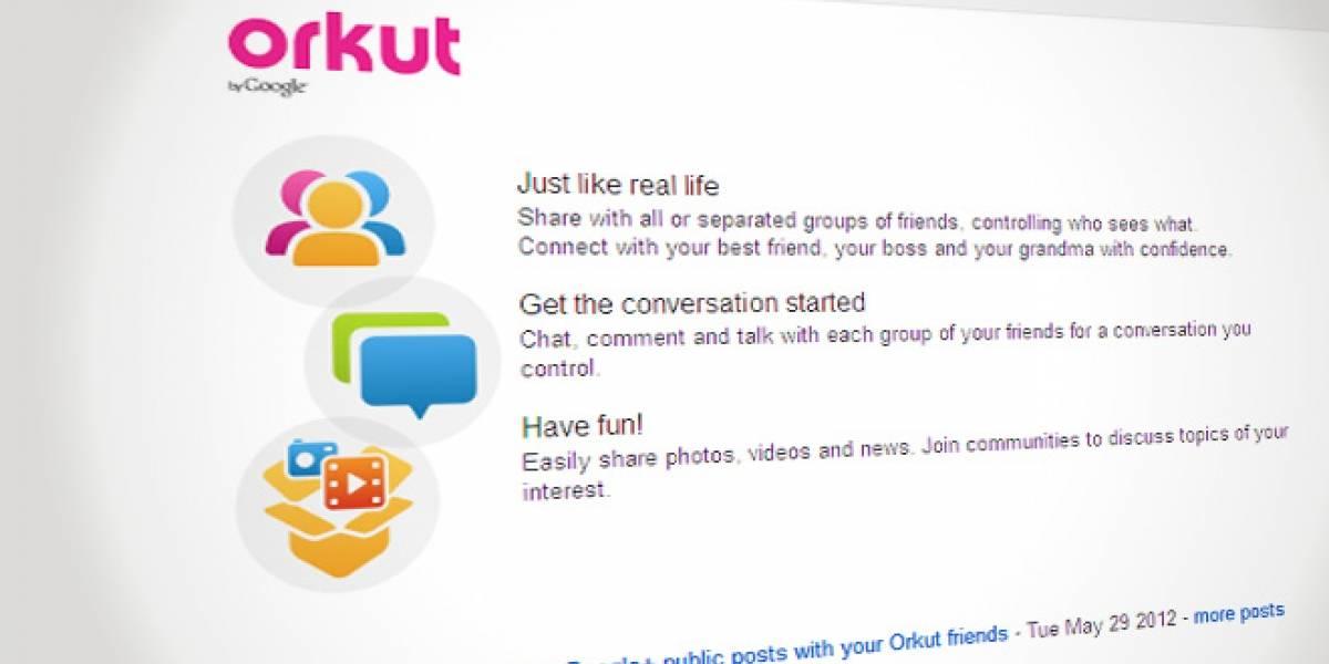 ¿Se acaban los días para Orkut? Google+ inicia perfiles unificados