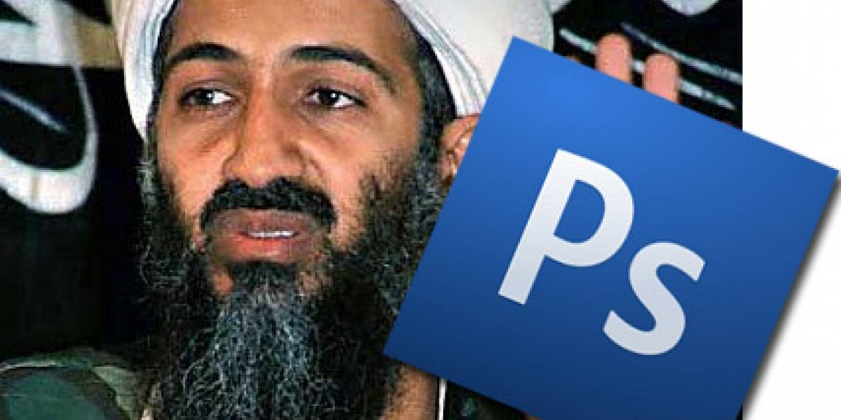 Bin Laden: ¿Un muerto de Photoshop?