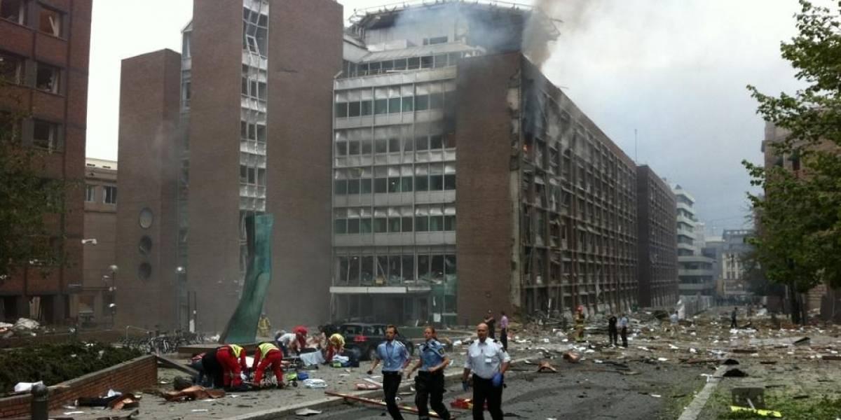 Grupo terrorista se atribuye los ataques en Oslo a través de foros
