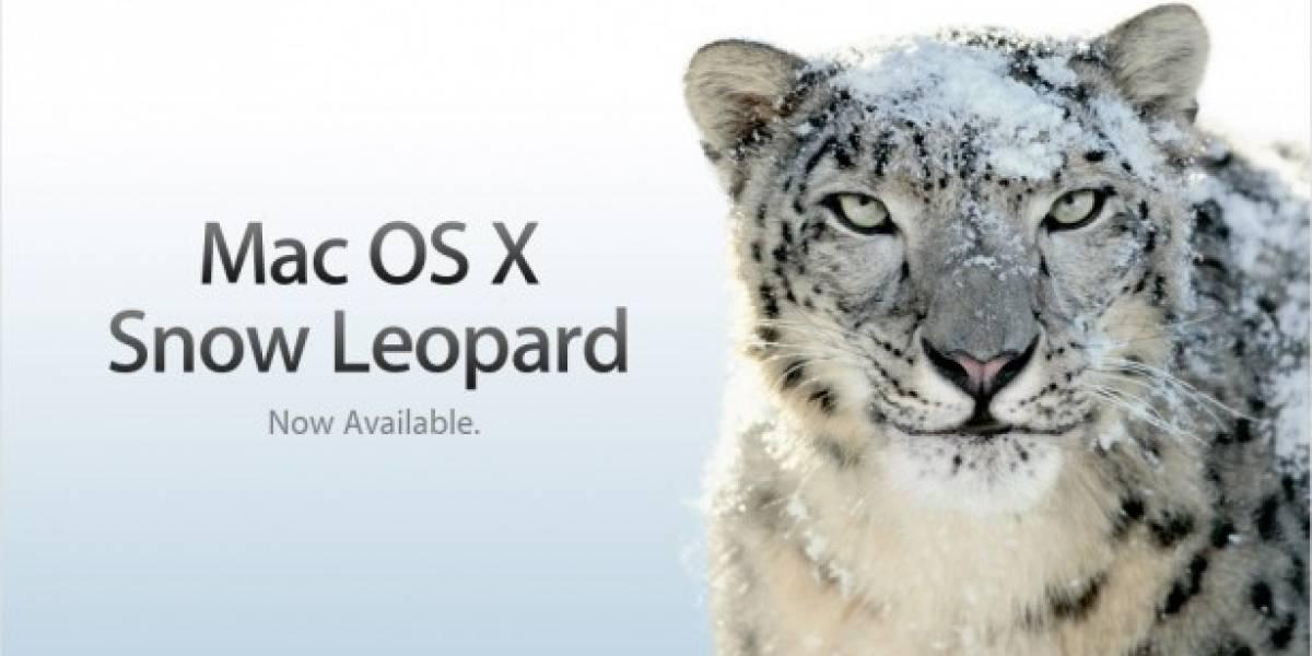 Snow Leopard: Seguridad Explorada