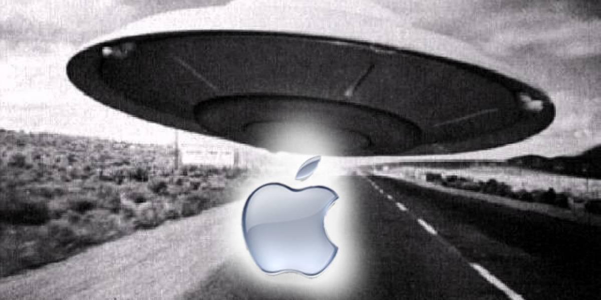 Steve Jobs quiere construir una nueva oficina que parezca nave espacial