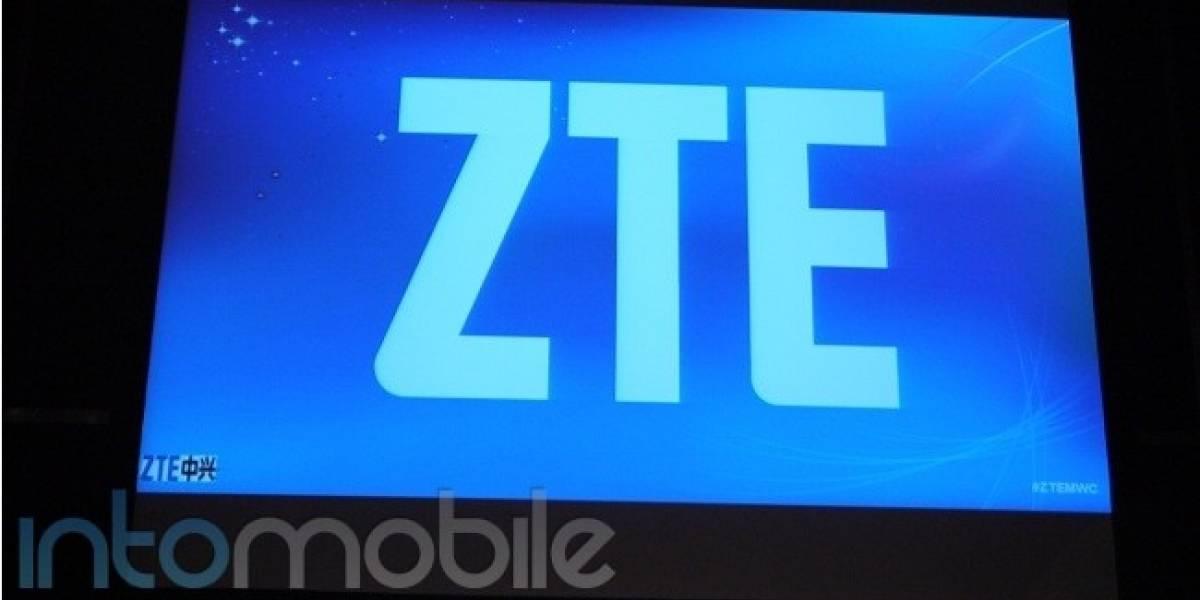 MWC12: La inquietante armada de smartphones y tablets presentada por ZTE