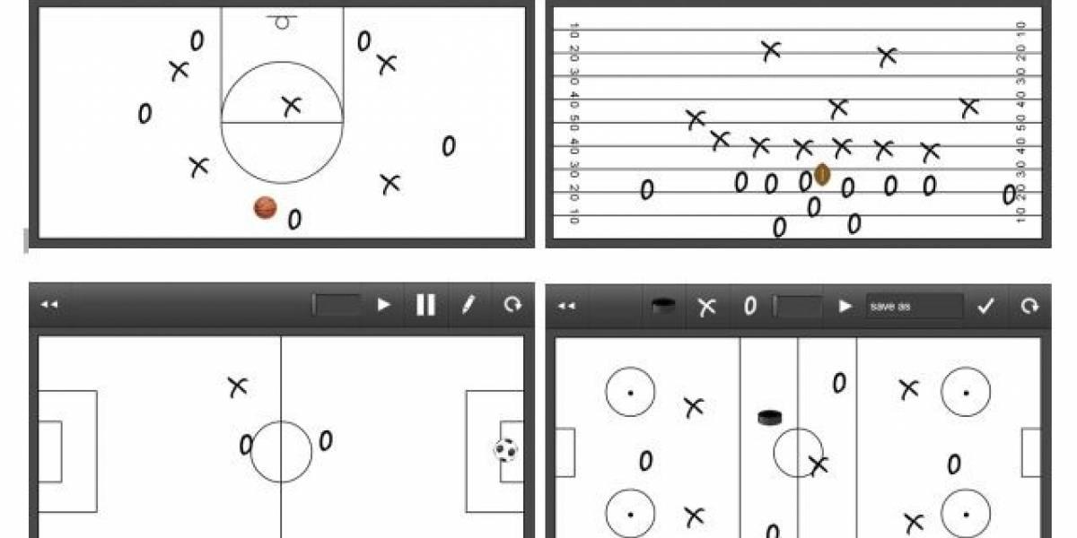 PB4PB: El entrenador del futuro simulando jugadas desde la PlayBook