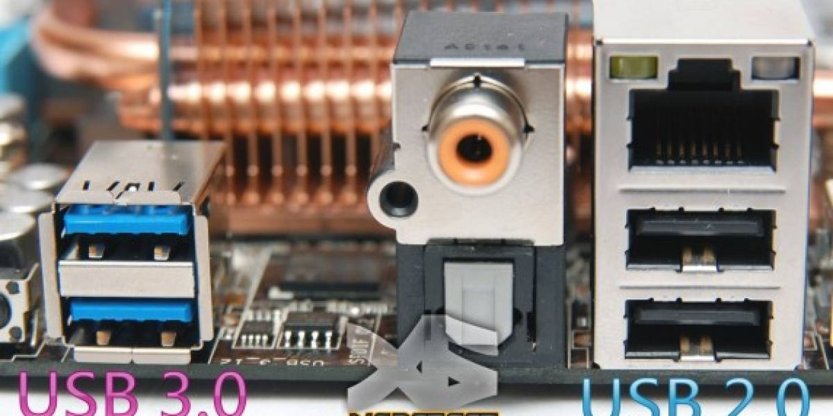 ASUS podría ser el primero con USB 3.0