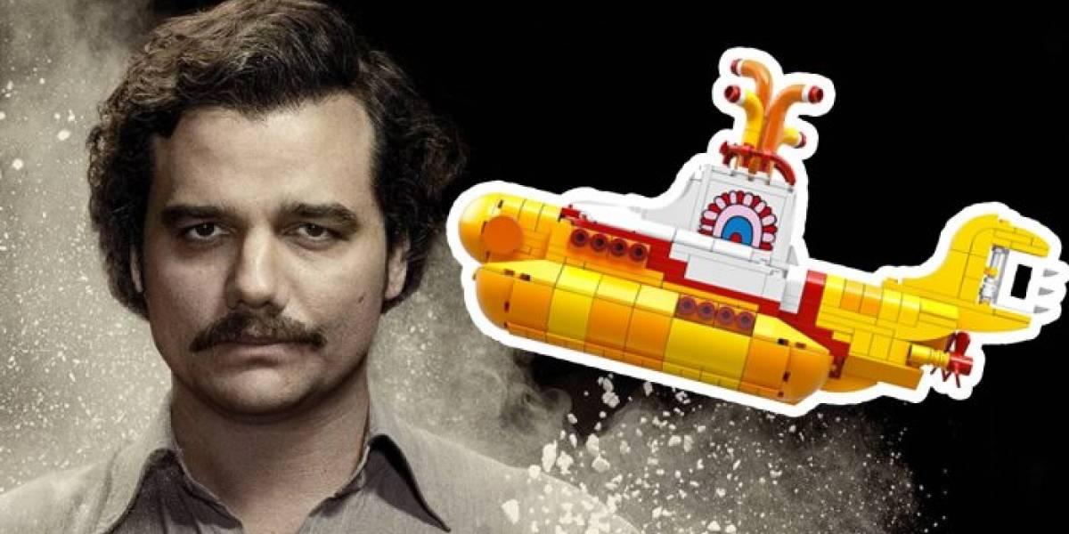 Submarino de Pablo Escobar es encontrado por ex agentes de la CIA