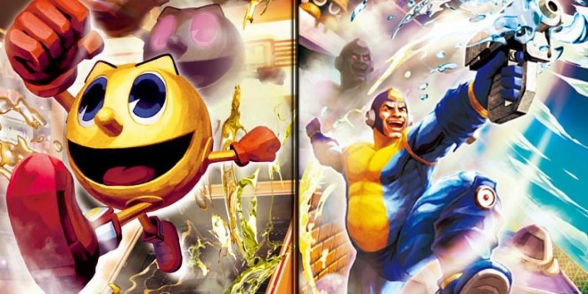 Mega Man y Pac-Man confirmados para Street Fighter X Tekken