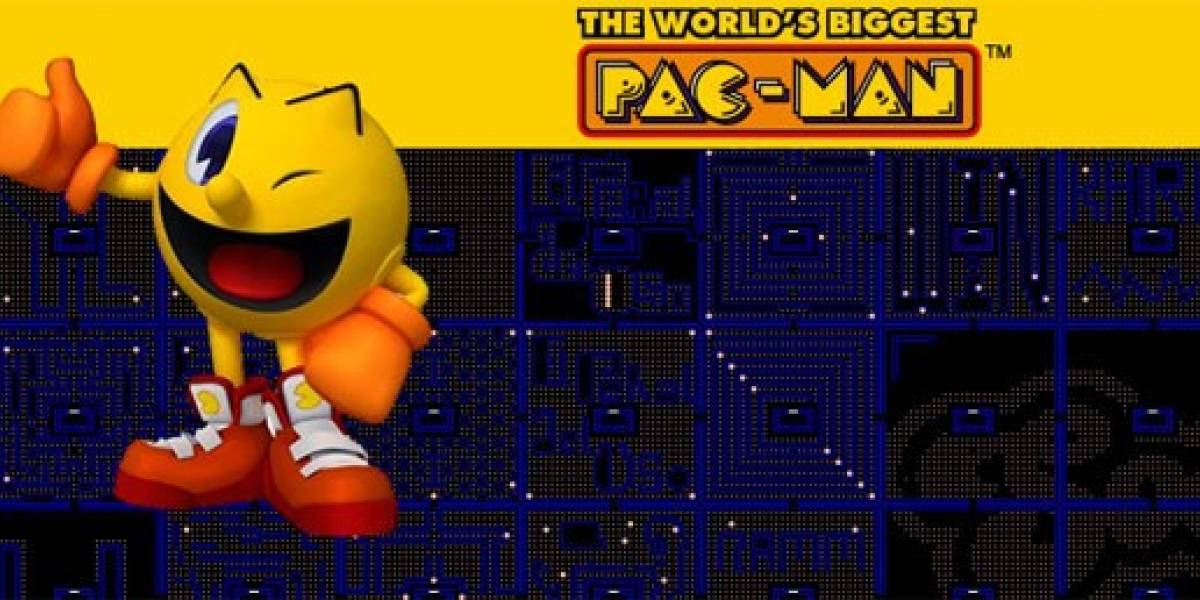 México y España entre los cinco países que más juegan Pac-Man
