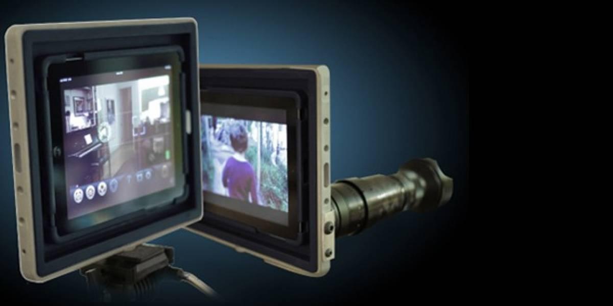Padcaster convierte tu iPad en un estudio de producción audiovisual