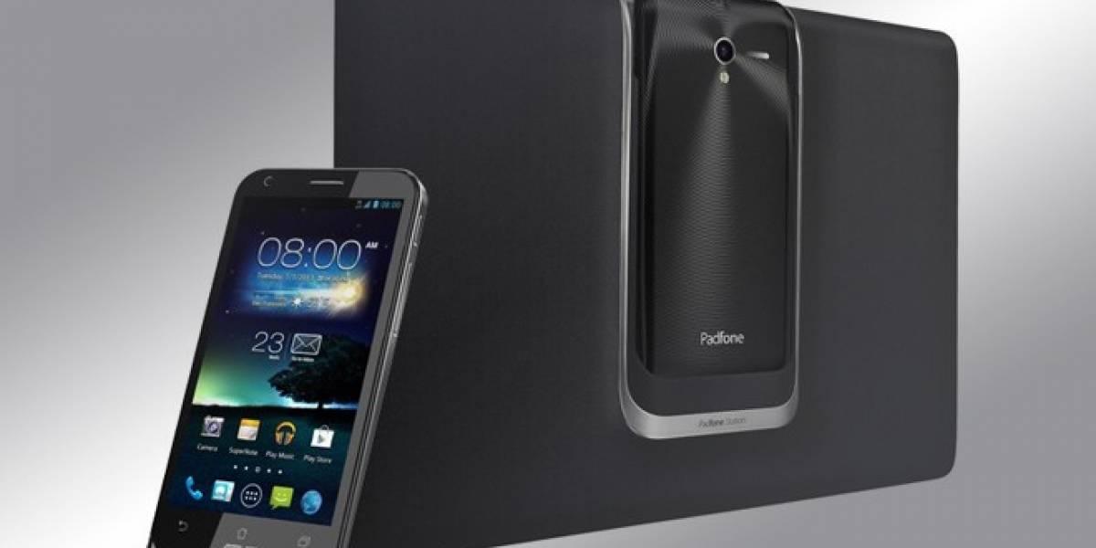ASUS presenta el PadFone 2