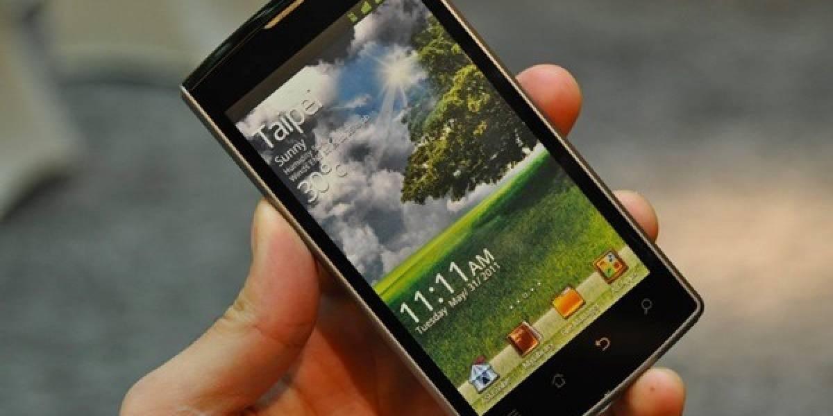 Asus Padfone, con procesador Tegra 3, será lanzado en febrero