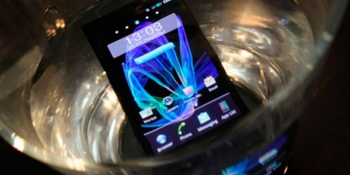 El Panasonic Eluga ya se encuentra disponible en Reino Unido