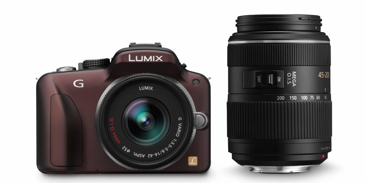 México: La Lumix DMC-G3 de Panasonic ya está a la venta