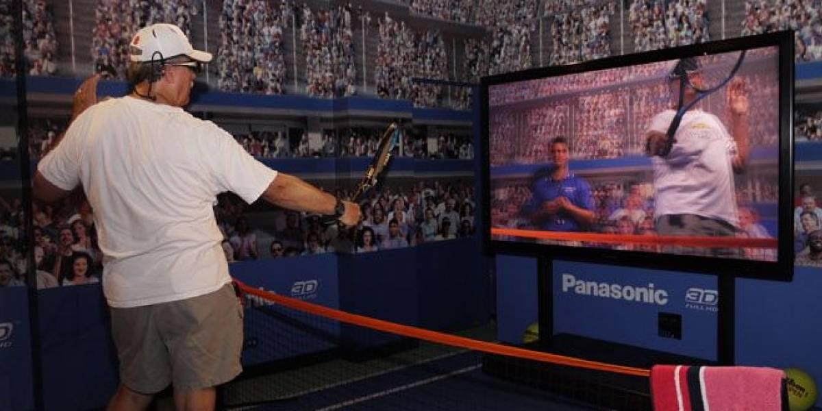 El torneo Roland Garros 2011 se transmitirá con tecnología 3D Full HD de Panasonic