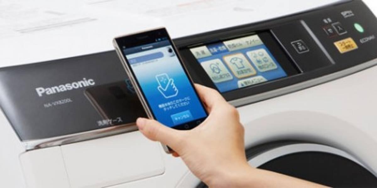 Panasonic lanzó aplicación para Android para manejar electrodomésticos